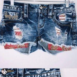 Rock Revival Alivia Shorts